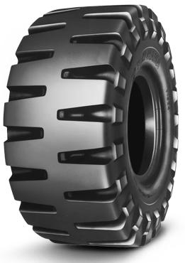 Y524 L-5 Rock Extra Deep Tread Tires